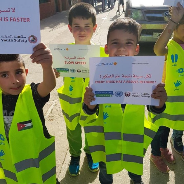 Road Safety, Action for Road Safety, Mobility