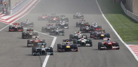 2015 F1 GP Bahrain Preview