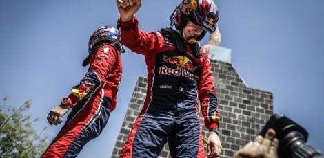 Rally Mexico - S. Ogier / J. Ingrassia