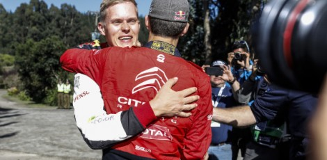 2019 Rally Chile - Ott Tänak & Sébastien Ogier