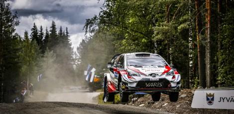 Rally Finland 2019 - O. Tänak/M. Järveoja (DPPI / François Flamand)