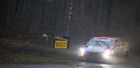 2020 WRC - ACI Rally Monza - D. Sordo/C. Del Barrio (Photo DPPI)