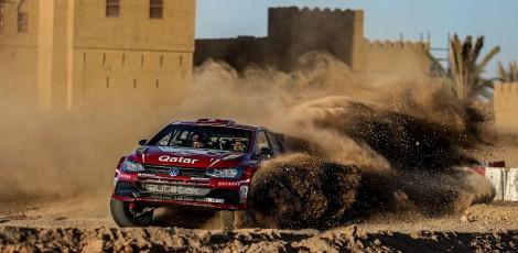 2020 MERC - Oman Rally - N. Al-Attiyah / M. Baumel