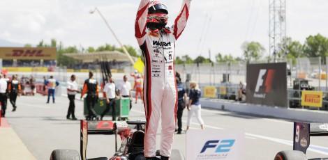 F2, Formula 2, FIA, Race of Barcelona, motorsport