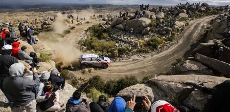 Rally Argentina Paddon
