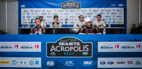 ERC, Acropolis Rally, FIA, motorsport