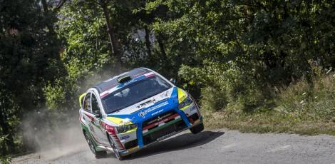 ERC, Barum Czech Rally Zlin, Motorsport