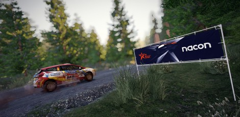 FIA Rally Star DCL on WRC 9