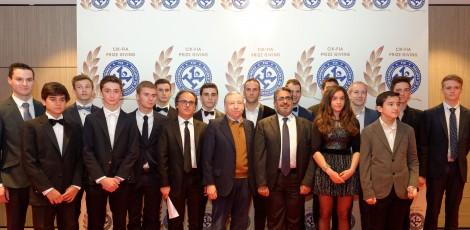 CIK-FIA Awards 2015