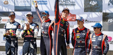 WRC, Rallye de France, Tour de Corse, motorsport, FIA