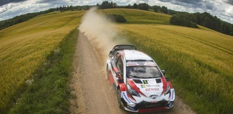 2019 Rally Estonia - Ott Tänak / Martin Järveoja