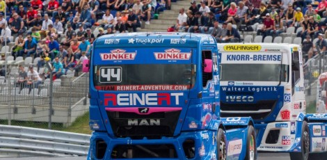 ETRC, Truck, motorsport, FIA, Race of Spielberg