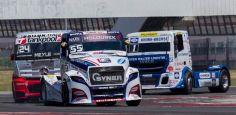 ETRC, Truck, motorsport, FIA, Race of Misano