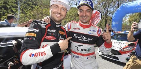 ERC, Rally di Roma Capitale, Motorsport