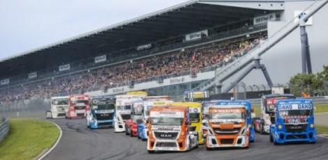 FIA, Motorsport, ETRC, European Truck Racing Championship, Nürburgring