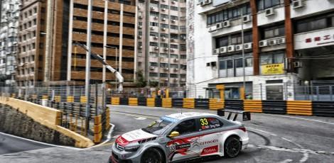 WTCC, Touring Car, Race of Macau, FIA, Motorsport