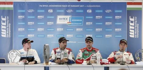 WTCC, Touring car, Race of Hungary, FIA, motorsport