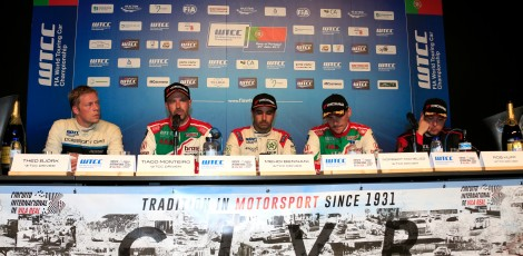 FIA, Motorsport, WTCC, Race of Portugal