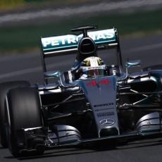Hamilton Lewis, Mercedes, Australian GP