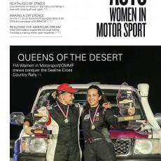 Auto Women In Motor Sport