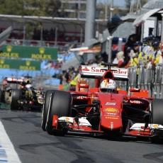 Ferrari 2015 Australian GP
