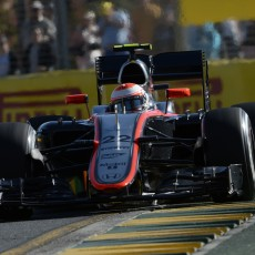 BUTTON jenson, mclaren honda mp430, 2015 Formula  Australian Grand Prix