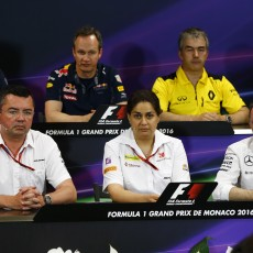 2016 Monaco Grand Prix  Thursday Press Conference Transcript