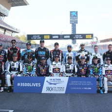 road safety, WorldRX, Barcelona