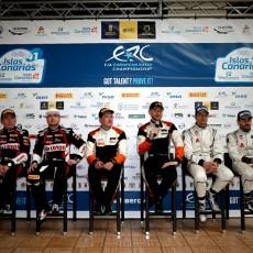 FIA, ERC, Rally Islas Canarias, Motorsport, Racing, Rally