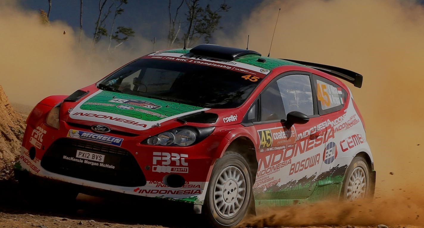 2019 APRC - Rally of Medan Indonesia