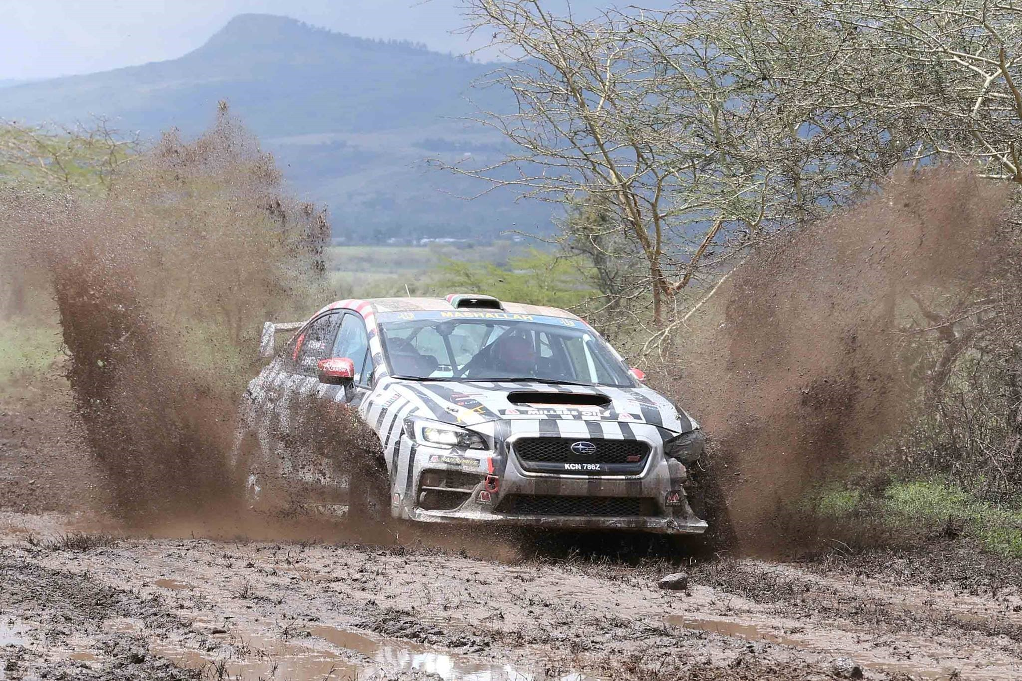 2018 ARC - Safari Rally Kenya