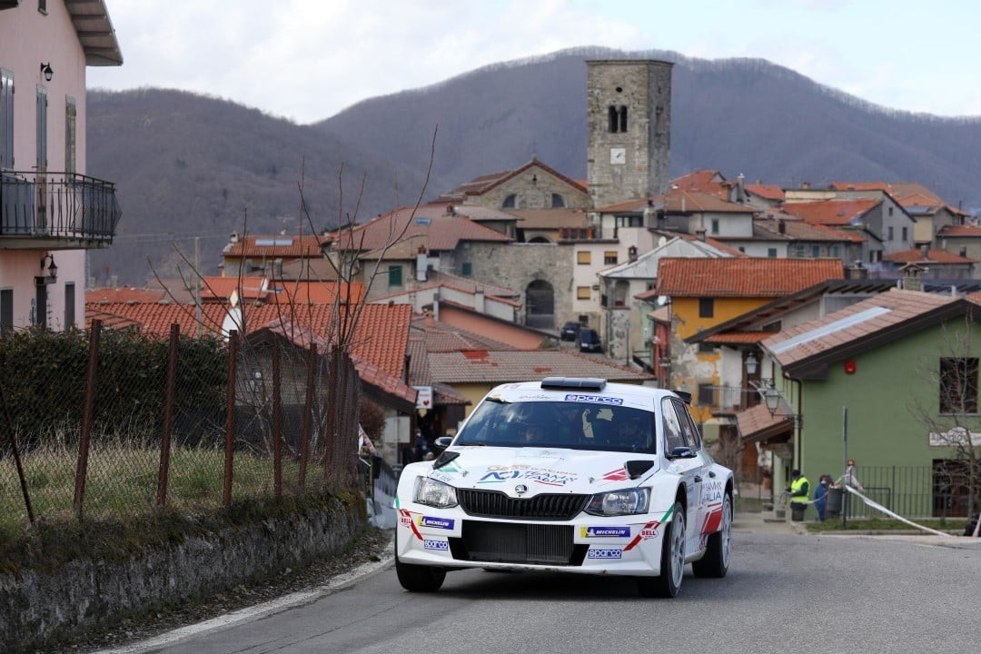 2020 ERT - Alps Rally Trophy - Rallye Sanremo (photo: event Facebook)