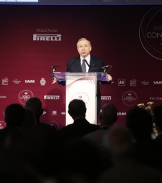 2015 Mobility Conference - Jean Todt closing session