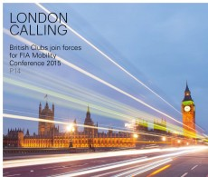 Auto+ News - British Clubs join forces for FIA Mobility Conference 2015
