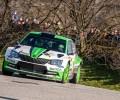 FIA ERT Central - Valašská Rally Valmez - Jan Kopecký / Pavel Dresler