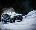 FIA WRC Rally Sweden - Pontus Tidemand (SWE) / Ola Floene (NOR)