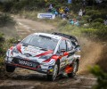 FIA WRC - Rally Argentina - K. Meeke / S. Marshall