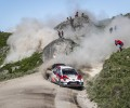 2019 Rally Portugal - J.M. Latvala / M. Anttila