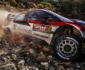 2019 Rally Turkey - O. Tänak / M. Järveoja
