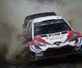2019 FIA WRC - Wales Rally GB - O. Tänak / M. Järveoja