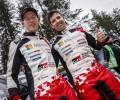 2020 WRC - Rally Sweden - Elfyn Evans & Scott Martin (DPPI)