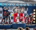 2020 WRC - Rally Sweden - Final podium (DPPI)