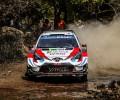 2020 WRC - Rally Mexico - E. Evans / S. Martin