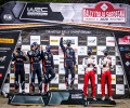 2020 WRC - Rally Italia Sardegna - Power Stage Podium