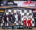 2020 WRC - Rally Italia Sardegna - Power Stage Podium
