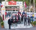 2021 WRC - Rallye Monte-Carlo - Final podium