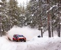 2021 WRC - Arctic Rally Finland - O. Tänak / M. Jarveojä (Photo DPPI)