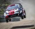 2021 WRC - Rally Portugal - E. Evans / S. Martin (DPPI Media)