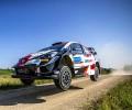 2021 WRC - Rally Estonia - K. Rovanperä/J. Halttunen (DPPI Media/N. Katikis)
