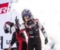 2021 WRC - Rally Estonia - Event winners Kalle Rovanperä and Jonne Halttunen (DPPI Media)